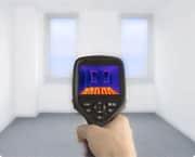 מכשיר לאיתור נזילות בשימוש חברות בדק בית